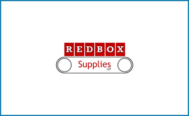 Red box Supplies Logo