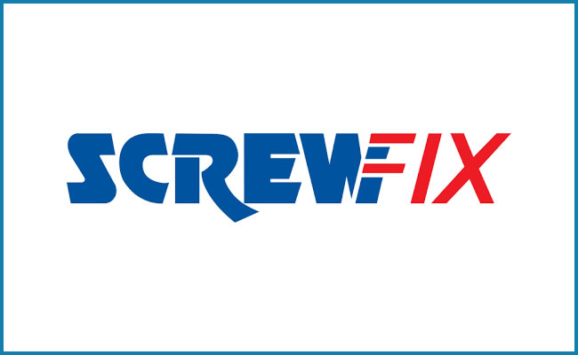 Screwfix Hull Logo
