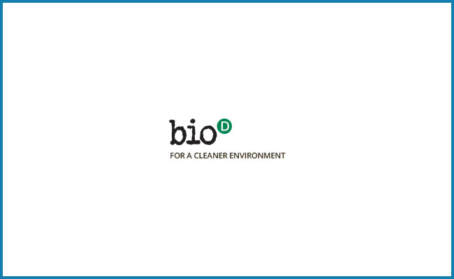 The Bio-D Company Logo