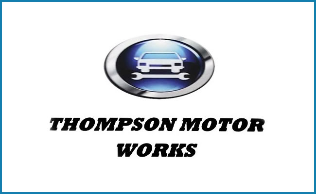 Thompson Motor Works Logo