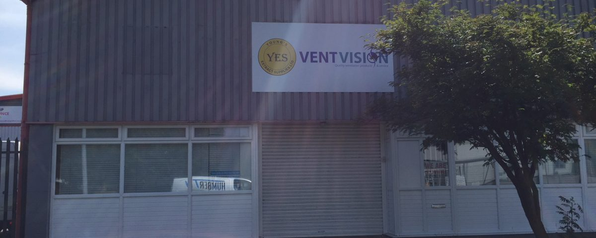 Vent vision Sutton Fields Hull